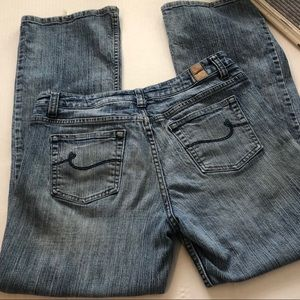 """Maurices """"Taylor Boot"""" Jeans"""